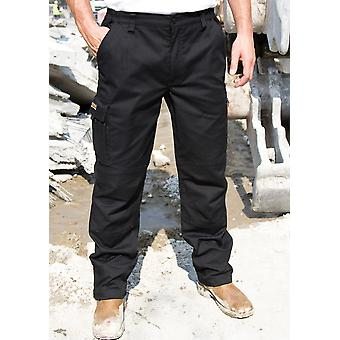 Result Workguard Stretch Work Trousers (Long 34