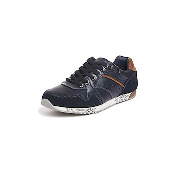 H.I.S mens sneakers 101612 Navy