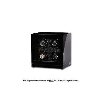 Portax Watchwinder Grandessa 4 clocks piano lacquer 1002341001