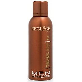 Decléor Paris Men Rasage Express-Mousse Gel 150 Ml