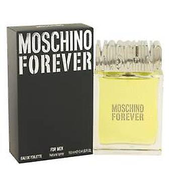 Moschino Moschino Forever Eau de Toilette 100ml EDT Spray