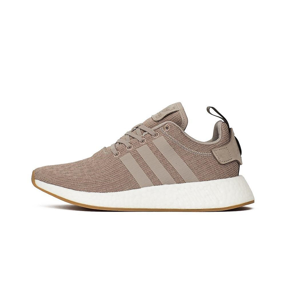 Adidas NMDR2 Pink CQ2399 universal all year men shoes
