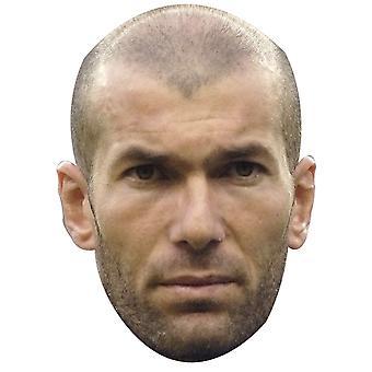 Masque de Zinedine Zidane