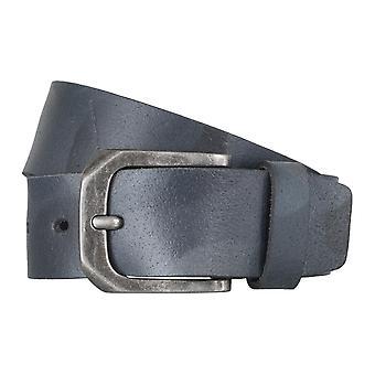 LLOYD Men's Belts Gürtel Herrengürtel Ledergürtel Camouflage Marine/Blau 6614