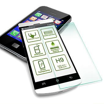 2 x premium 0.3 mm tempered glass shock film for Sony Xperia X compact F5321 cover accessories
