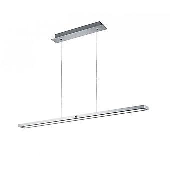 Trio belysning Silas Modern borstad Aluminium Aluminium hänge