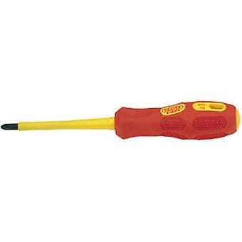 Draper 69232 Expert No 2 x 100mm Fully Insulated PZ Type Screwdriver