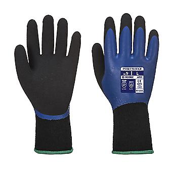 Portwest Mens Thermo Pro Dual Latex Gloves