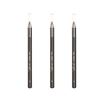 Barry M X 3 Barry M Kohl Pencil - Brown