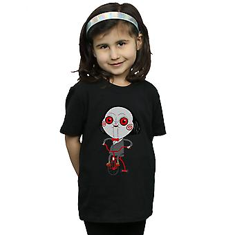 Pepe Rodriguez Girls Billy The Puppet T-Shirt