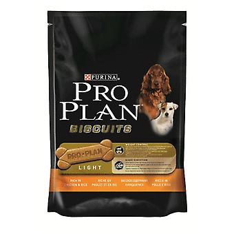 Pro Plan Adult Biscuit Light Chicken And Rice (Dogs , Treats , Lighter Options)