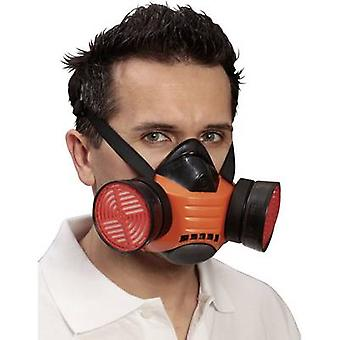Half mask respirator ohne Filter EKASTU Sekur Polimask BETA 433 506