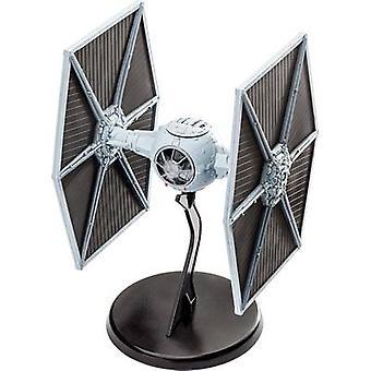 Kit de montaje de naves Revell 03605 Star Wars Tie Fighter Sci-Fi