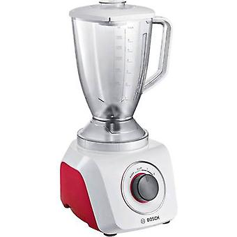 Blender Bosch Haushalt MMB21P0R 500 W White-red