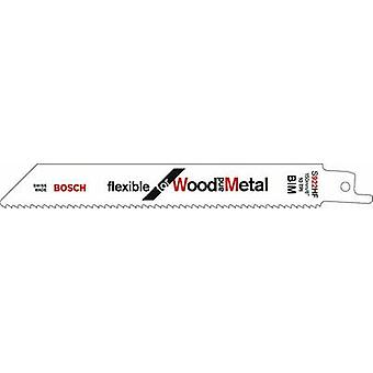 Sabre saw blade S 922 HF - Flexible for Wood and Metal Bosch Accessories 2608656016