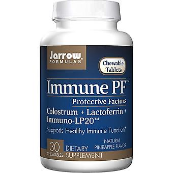 Jarrow Formulas Immune PF Pineapple 30 Chewables