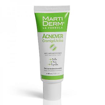 Martiderm Acniover Active gel cream 40 ml (Cosmetics , Facial , Creams with treatment)