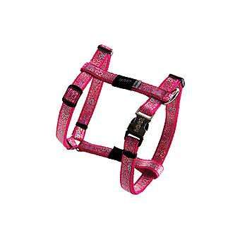 Rogz Lapz Trendy H-Harness X-Small Pink