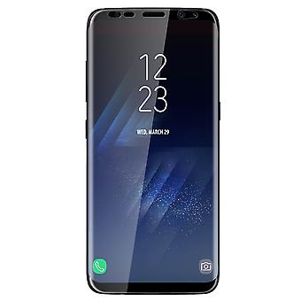 Hydrogel latex crystal clear screen protector for Samsung Galaxy S8 Plus