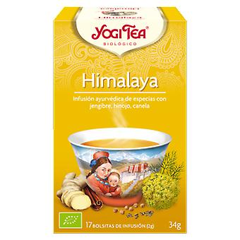 Yogi Tea Himalayas 17 Sachets (Food, Beverages & Tobacco , Beverages , Tea & Infusions)