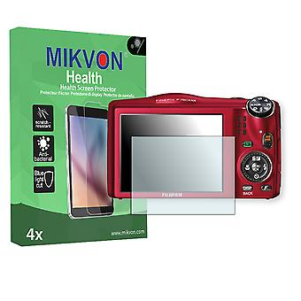 Fujifilm FinePix F750EXR Screen Protector - Mikvon Health (Retail Package with accessories)