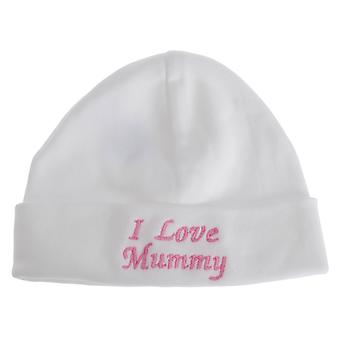 Baby Boys/Girls I Love Mummy Hat