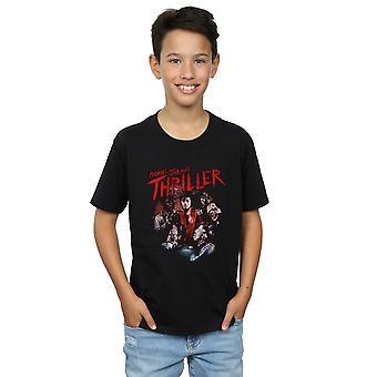 Michael Jackson jungen Thriller Ghule T-Shirt