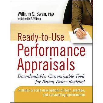 Klar-til-brug ydeevne vurderinger - downloades - tilpasselig værktøj