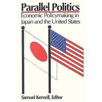 Parallell politik - ekonomiska politiken i Japan och Förenta Sta