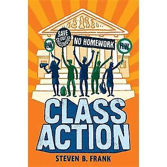 Class Action by  -Steven -B. Frank - 9781328799203 Book