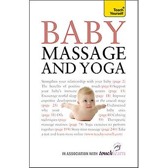 Baby Massage and Yoga - Teach Yourself by Anita Epple - Pauline Carpen