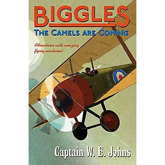 Biggles - de kamelen komen door W. E. Johns - 9781782950271 boek