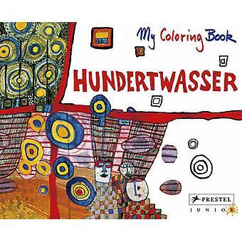 Hundertwasser Colouring Book by Friedensreich Hundertwasser - 9783791