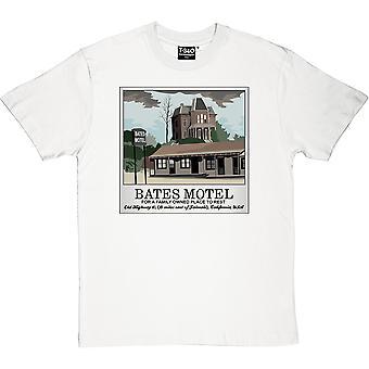 Бейтс Мотель Мужская футболка
