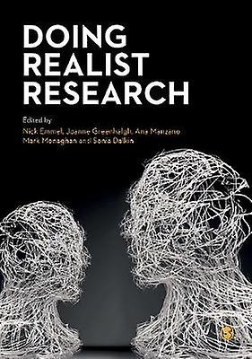 Doing Realist Research by Doing Realist Research - 9781473977891 Book