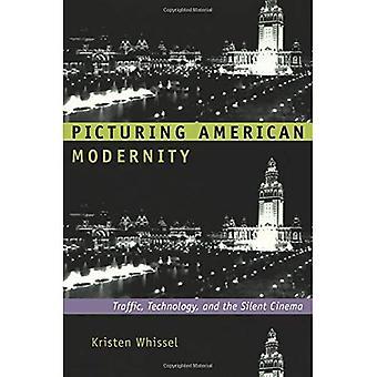 Picturing American nykyaika: Liikenne, teknologia ja Silent Cinema