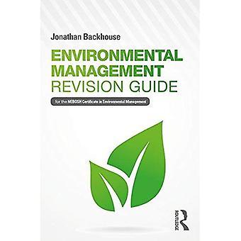Miljøforvaltning Revision Guide: For NEBOSH certifikat i miljøforvaltning