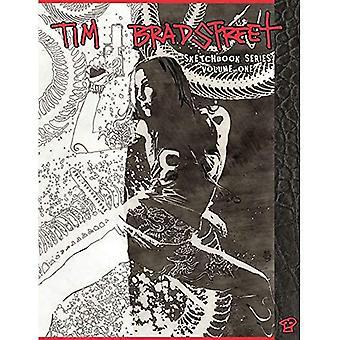 Tim Bradstreet: Le carnet de croquis Series Volume 1