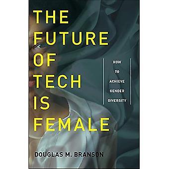 Tulevaisuudessa Tech on nainen: kuinka saavuttaa sukupuolten monimuotoisuutta