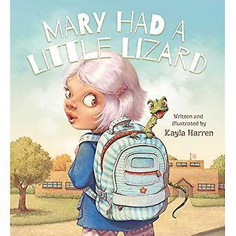 Mary avait un petit lézard