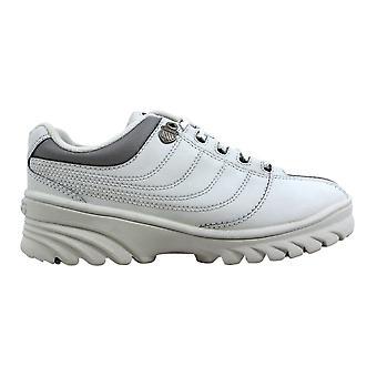 K Swiss Turo White/Silver 8634147 Grade-School