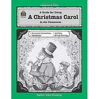 A Literature Unit for a Christmas Carol