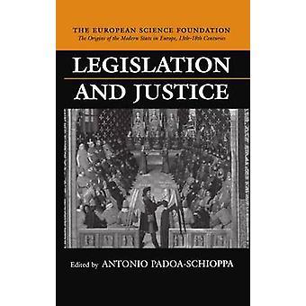 Legislation and Justice by PadoaSchioppa & Antonio