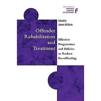 Offender Rehabilitation   Treatment by McGuire