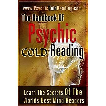Het handboek van psychische koude lezing door Jones & Dantalion