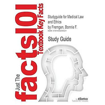 StudyGuide für Medizinrecht und Ethik von Fremgen Bonnie F. durch Cram101 Lehrbuch Bewertungen