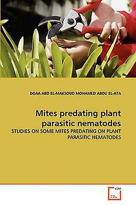 Mites prougeating  plant parasitic nematodes by ABOU ELATA & DOAA ABD ELMAKSOUD MOHAME