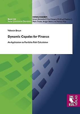 Dynamic Copulas for Finance by marron & Valentin