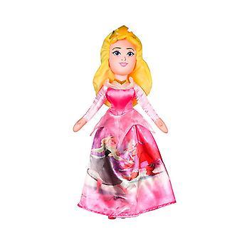 Historia de Disney Aurora contando 16