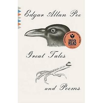 Great Tales and Poems by Edgar Allan Poe - 9780307474773 Book